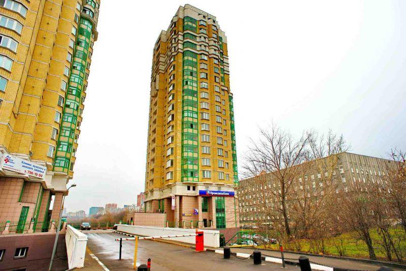 бизнес-центр Проспект Вернадского 37