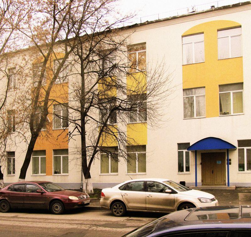 бизнес-центр 1-я Владимирская 10А