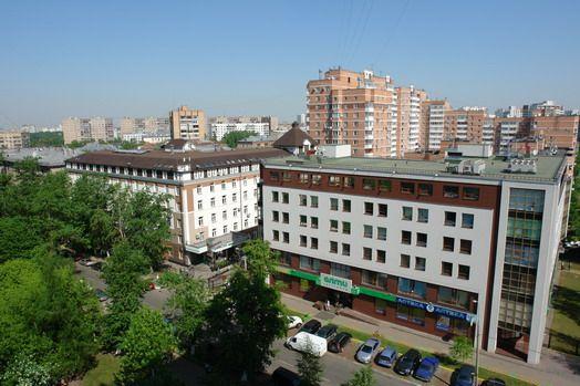 бизнес-центр В Текстильщиках