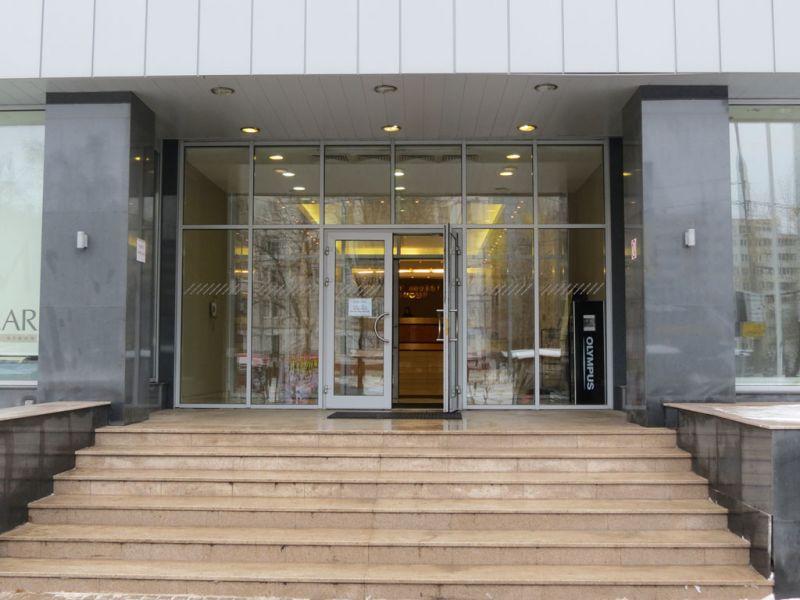 бизнес-центр Дмитрия Ульянова 42