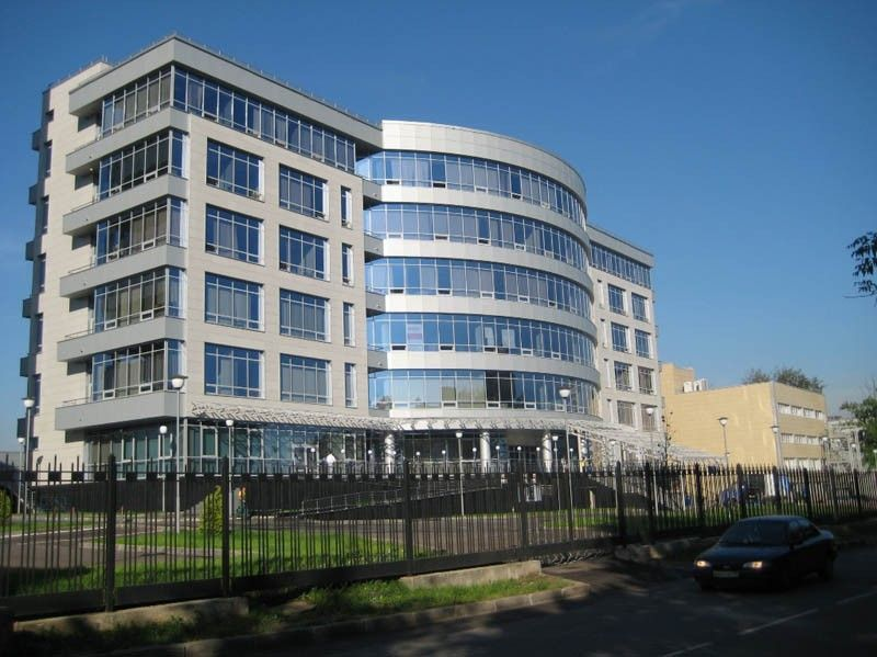 бизнес-центр Годовикова 9