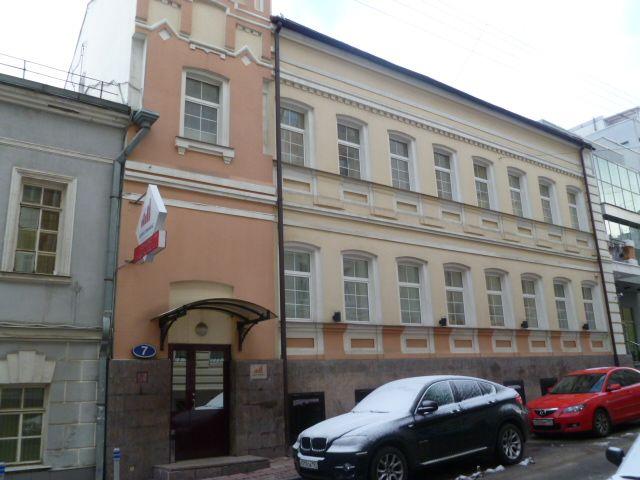 бизнес-центр Пушкарев переулок 7