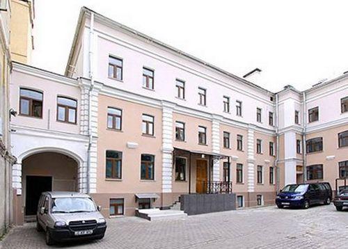 бизнес-центр Столешников пер 6