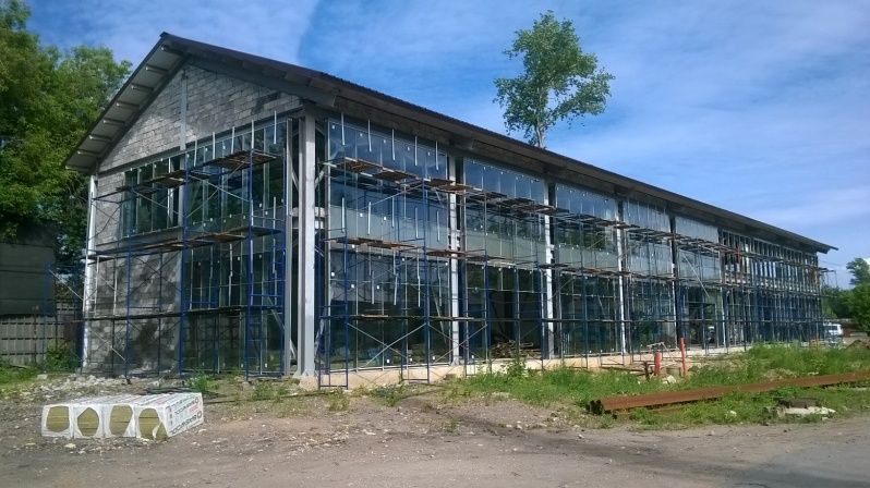 бизнес-центр Огородный проезд