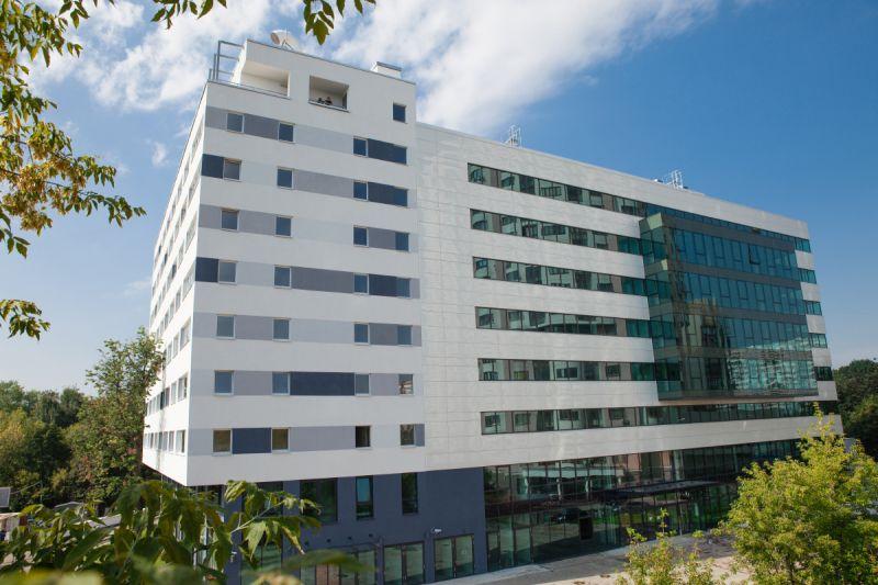 бизнес-центр Ленинский 119