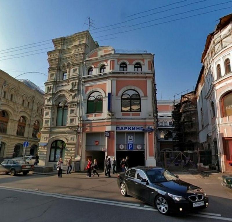бизнес-центр Ильинка