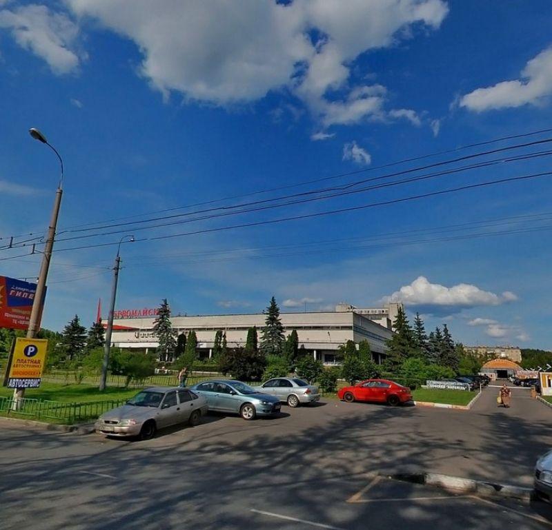 бизнес-центр Первомайский