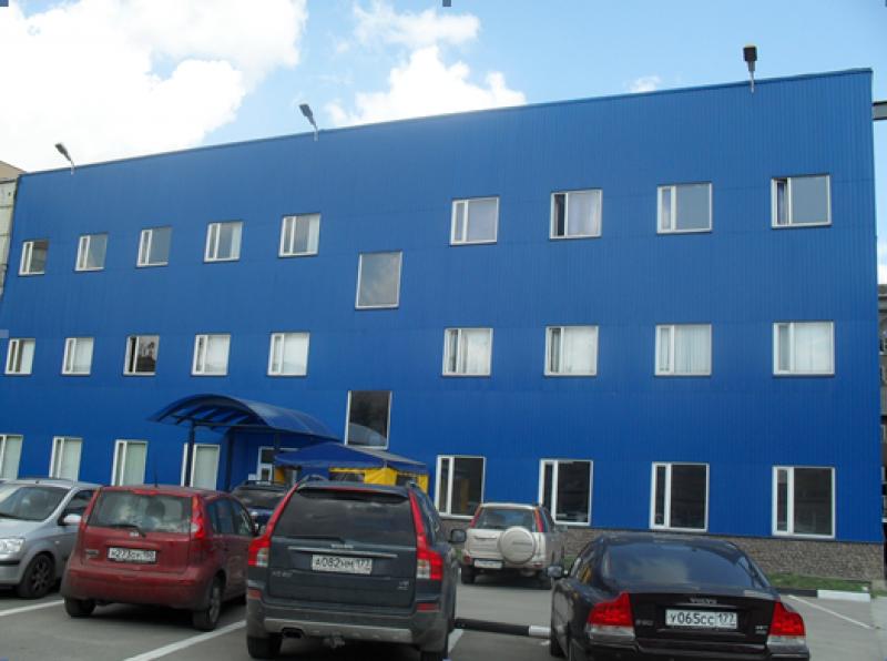 бизнес-центр Партийный переулок