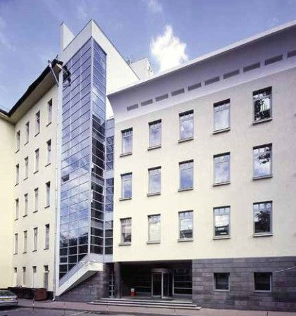 бизнес-центр Дегтярный плейс