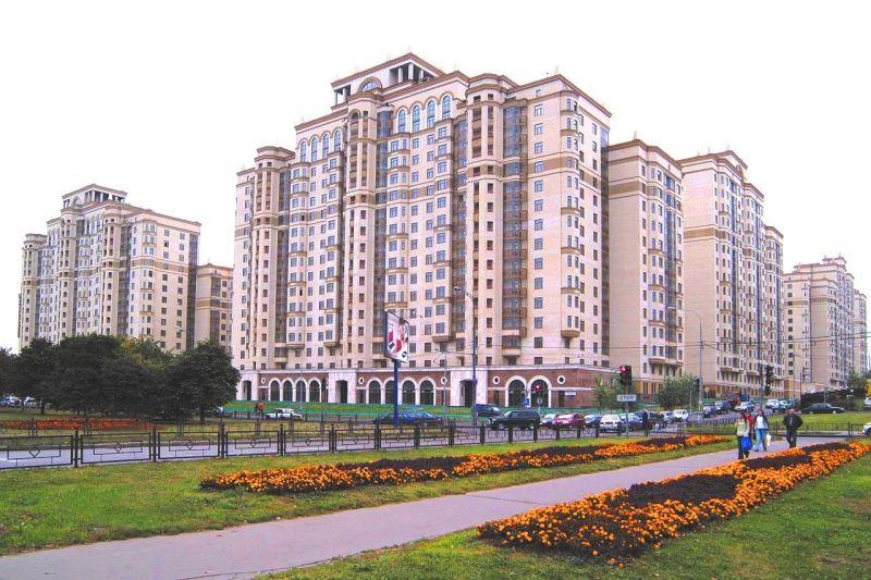 бизнес-центр ЖК Шуваловский Prima