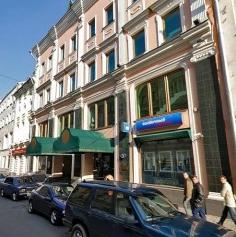 бизнес-центр Ветошный 9