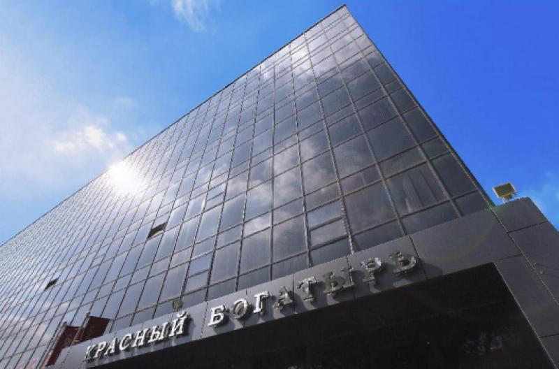 бизнес-центр Красный Богатырь