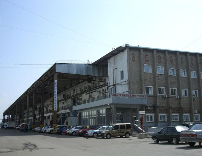 бизнес-центр На Скотопрогонной