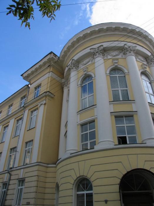 бизнес-центр Подсосенский  переулок, 20 ст1
