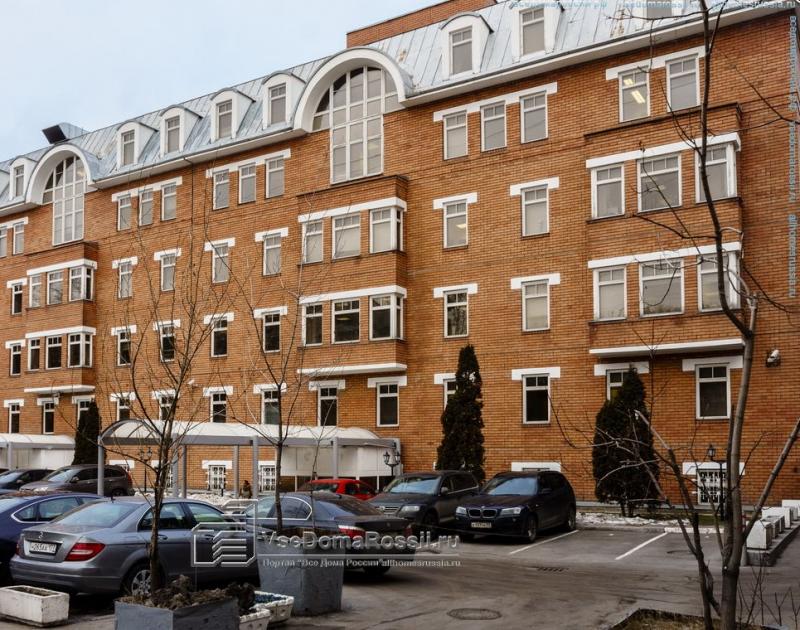 бизнес-центр Mosenka II