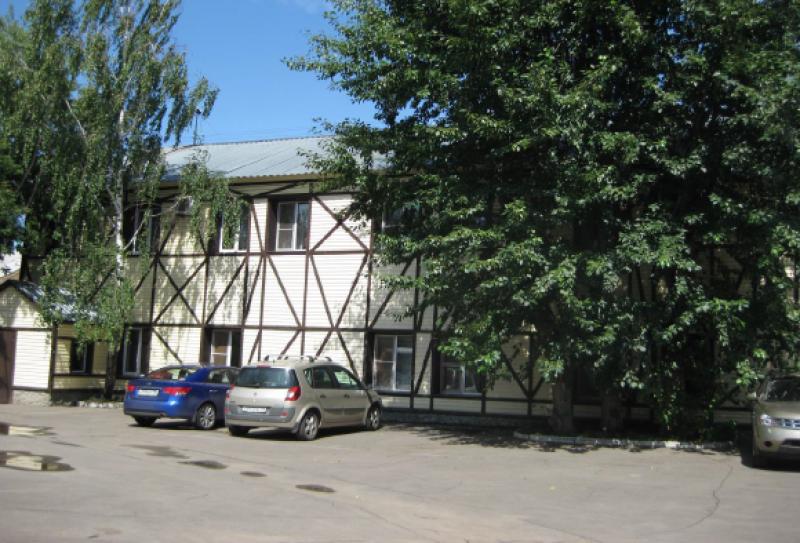 бизнес-центр Шмитовский 34