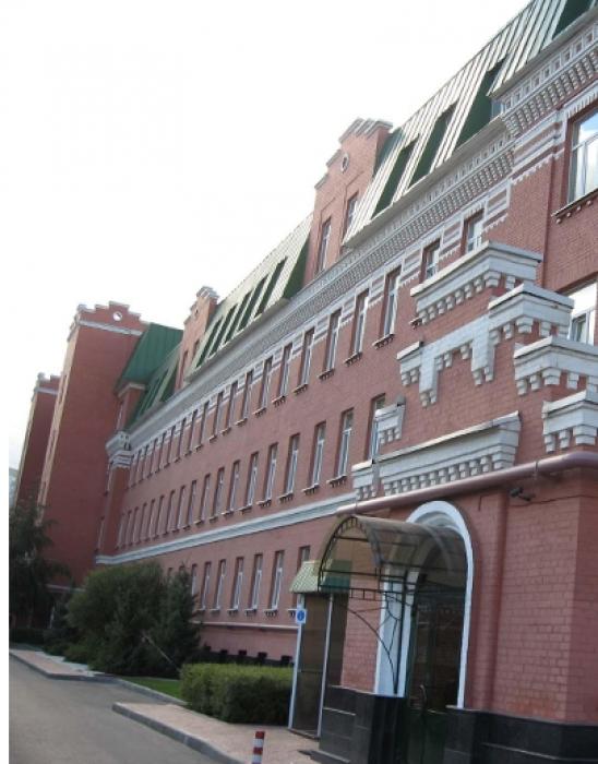 бизнес-центр Солид-Кама