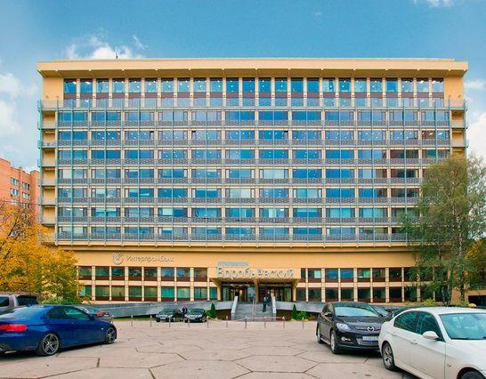 бизнес-центр Воробьёвский