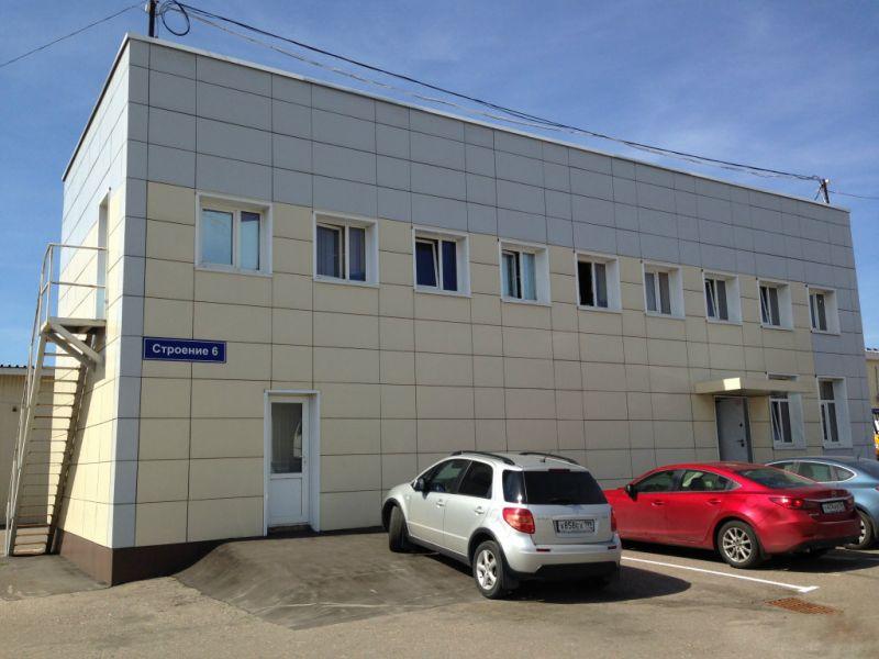 бизнес-центр Автомоторная 6