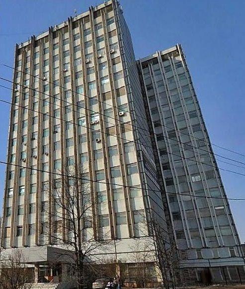 бизнес-центр Уральская д.21