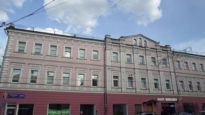 бизнес-центр Сретенка 24