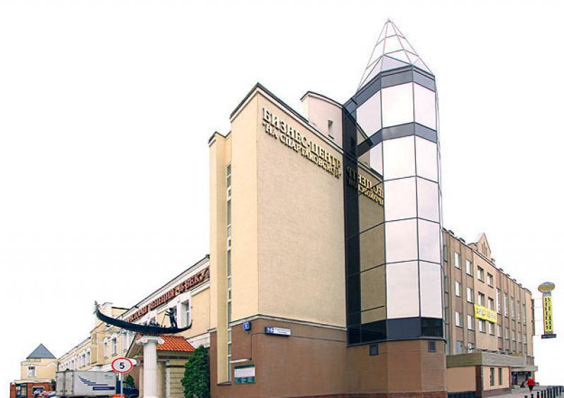 бизнес-центр На Спартаковской