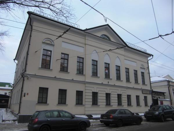 бизнес-центр Спартаковская 7