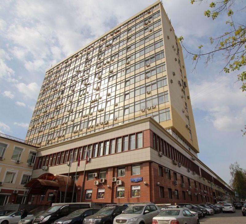 бизнес-центр Серпуховской двор 1