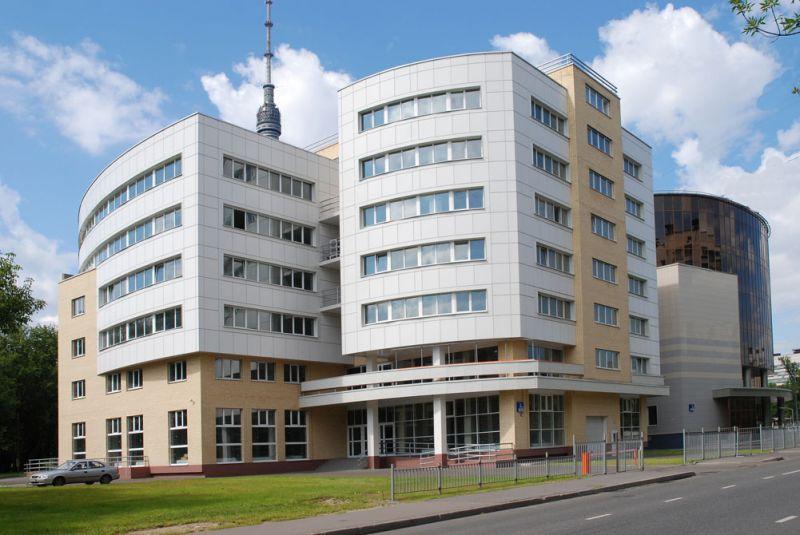бизнес-центр Аргуновская