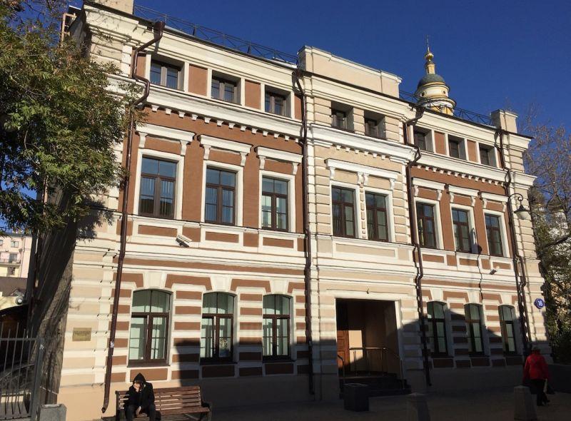 бизнес-центр Большой Толмачевский переулок 16
