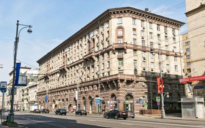 бизнес-центр 1-ая Тверская-Ямская д.24