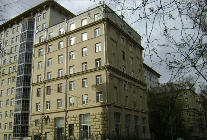 бизнес-центр Рижский 3