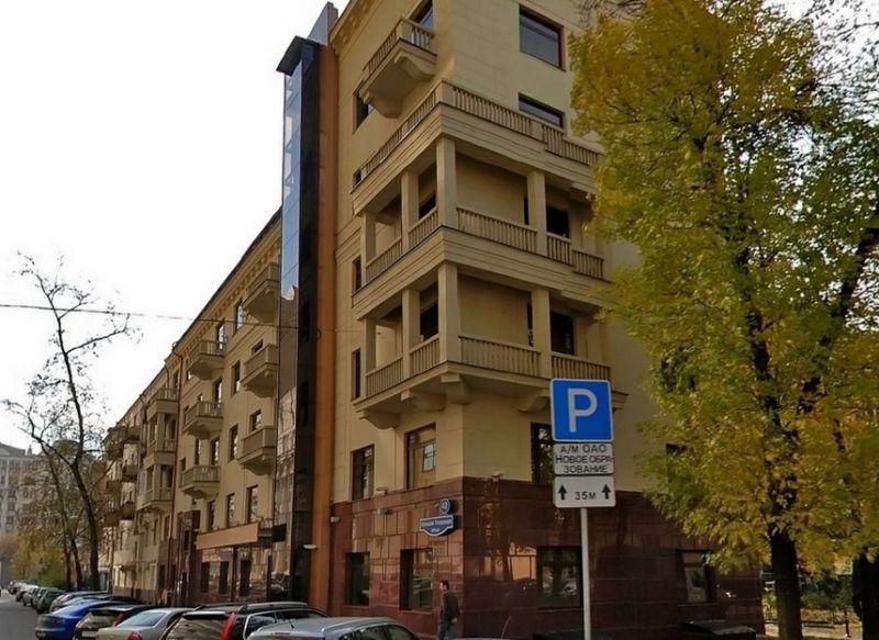 бизнес-центр Большая Татарская 42