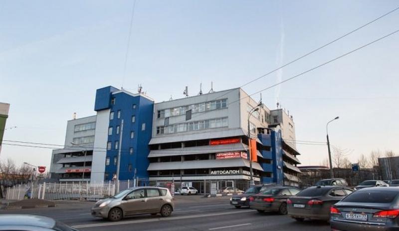 бизнес-центр Севастопольский 11г
