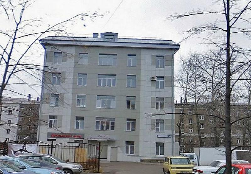 бизнес-центр В. Радищевская 16