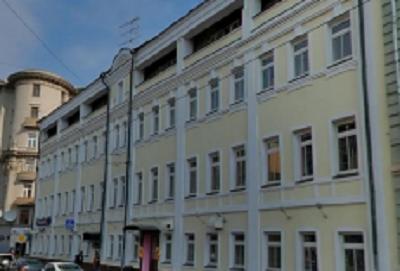 бизнес-центр Пятницкая 55