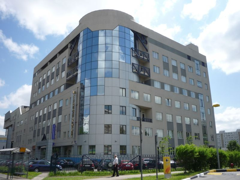 бизнес-центр Пришвина 8