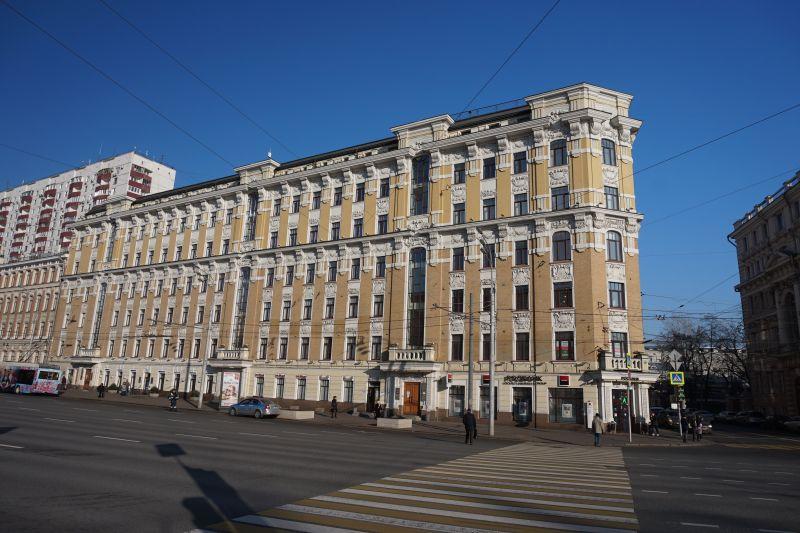 бизнес-центр Андреевский Посад