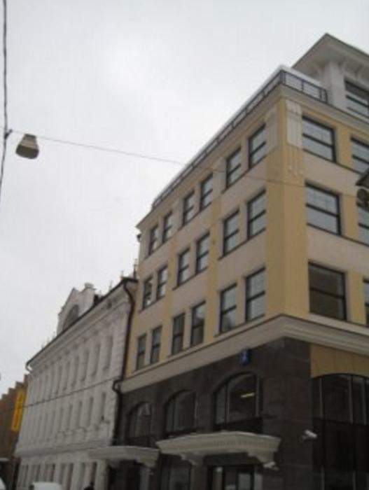 бизнес-центр Б. Саввинский 2