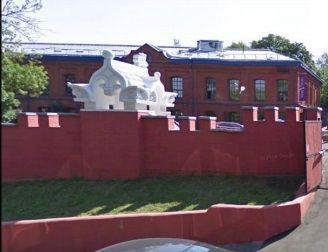 бизнес-центр Самокатная 1а