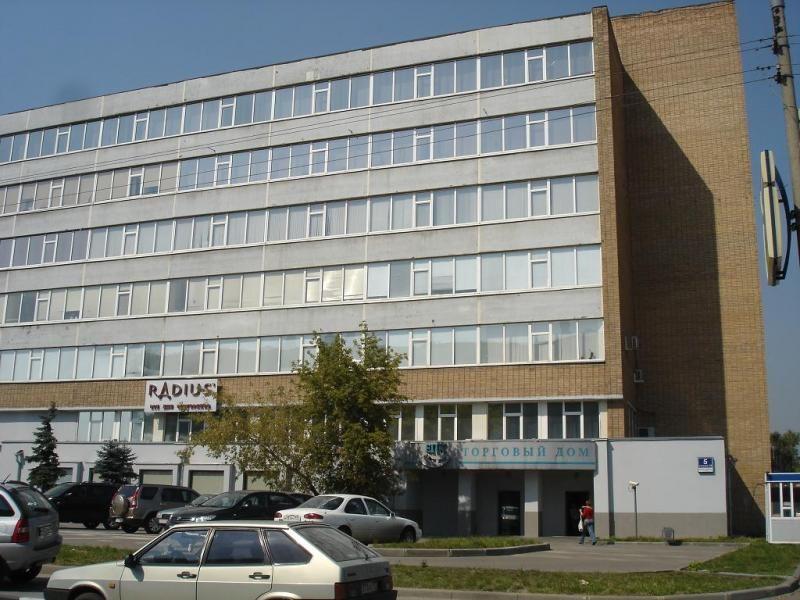 бизнес-центр Новоостаповская 5