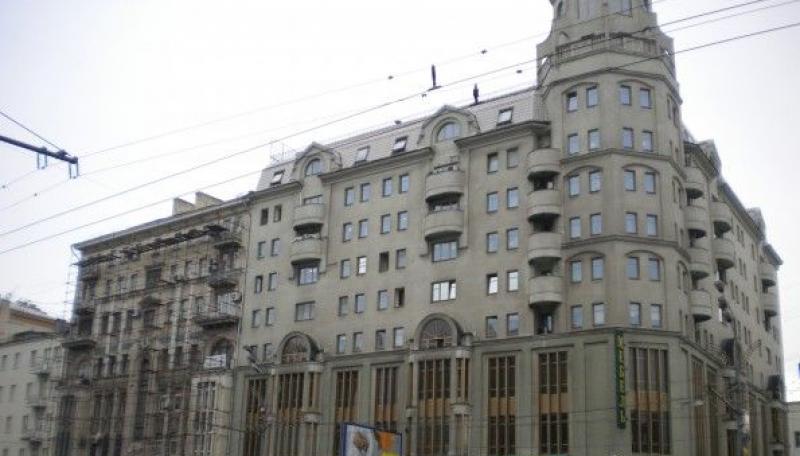бизнес-центр Садово-Кудринская 25