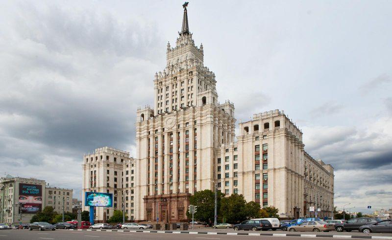 бизнес-центр Садово-Спасская 21