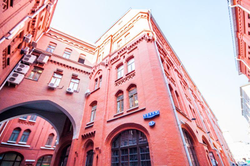 бизнес-центр Новая площадь 8