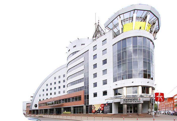 бизнес-центр БРИГАНТИНА ХОЛЛ