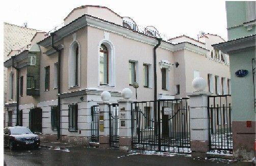 бизнес-центр Палашевский