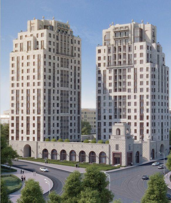 бизнес-центр Barkli Residence