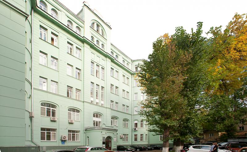 бизнес-центр Потаповский 5с4