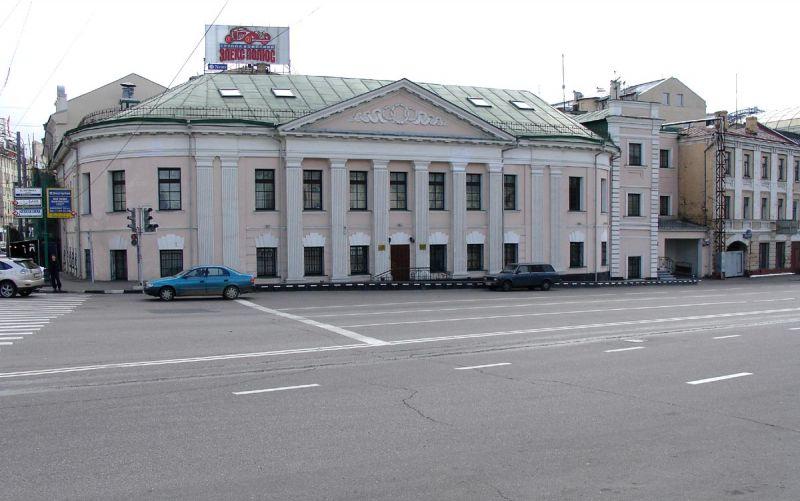 бизнес-центр Больщая Полянка 2-10