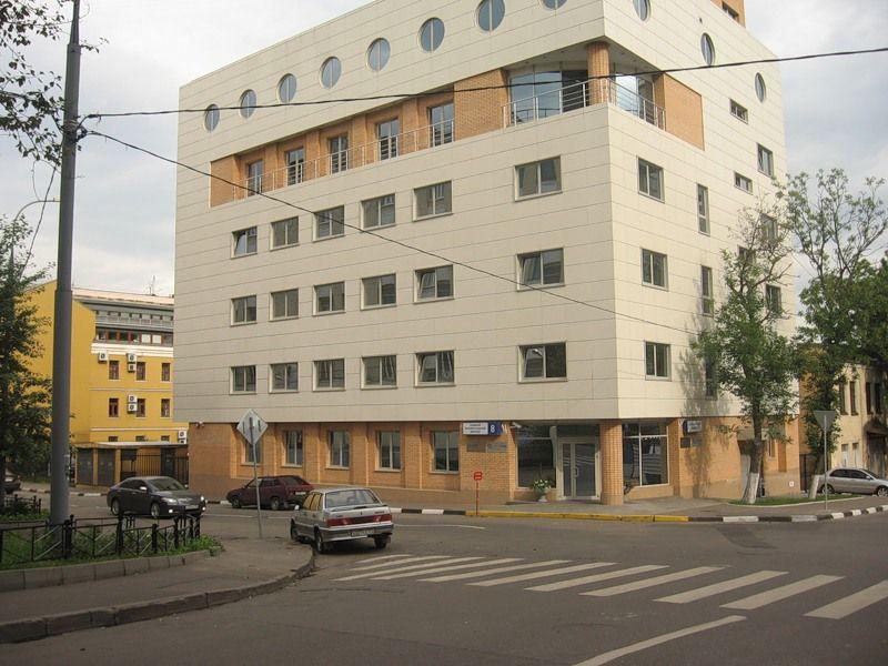 бизнес-центр Большой Полуярославский 8